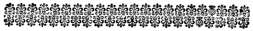decorative rule