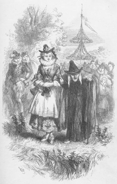The Project Gutenberg eBook of The Lancashire Witches, by