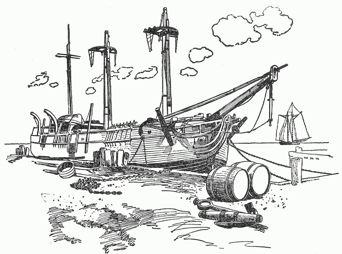 the project gutenberg ebook of american merchant ships and sailors Ram ProMaster Conversion Van Interior rot at moldering wharves