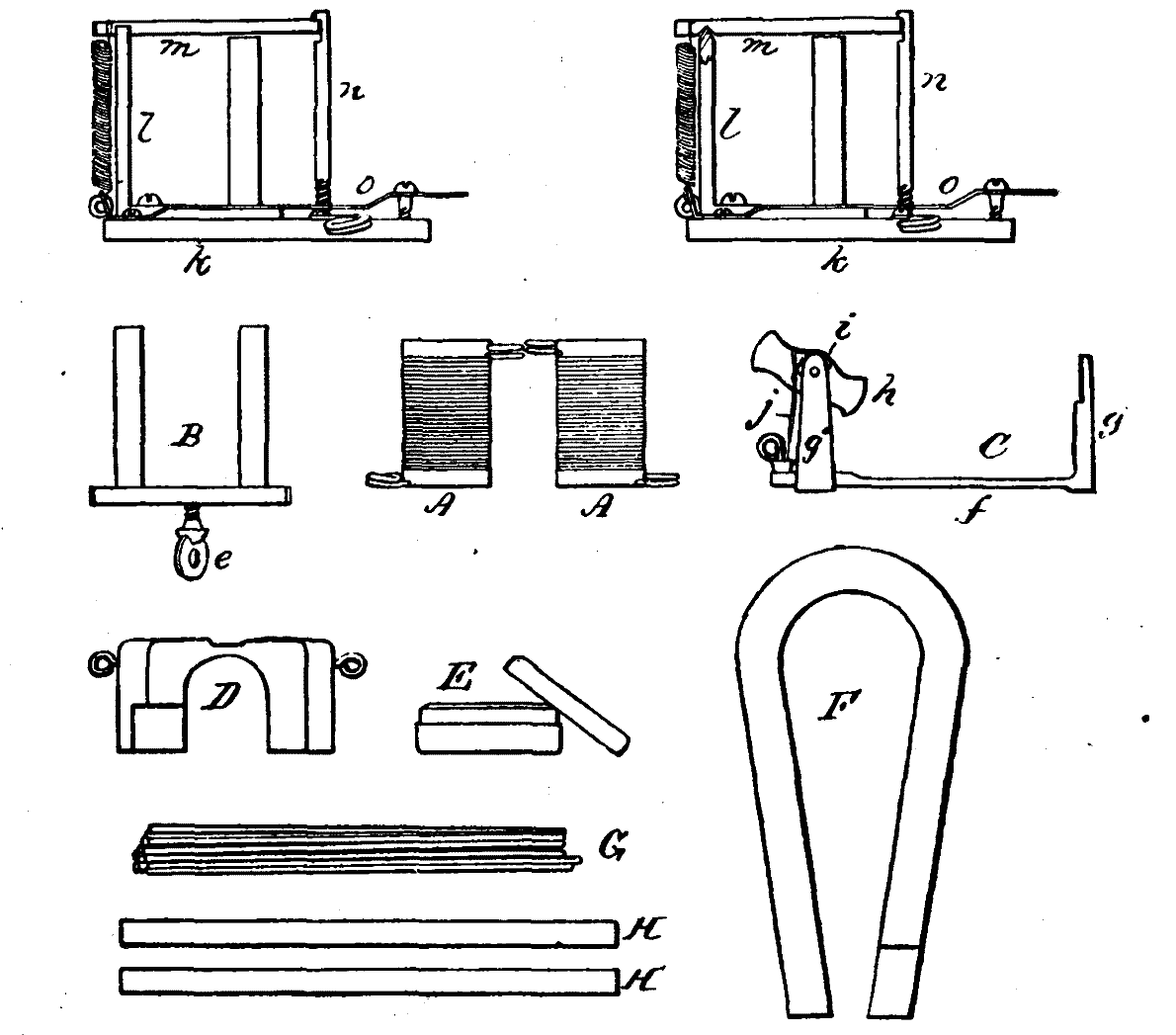 The Project Gutenberg Ebook Of Scientific American Supplement March Columbia Chariot Wiring Diagram Apparatus Drawings