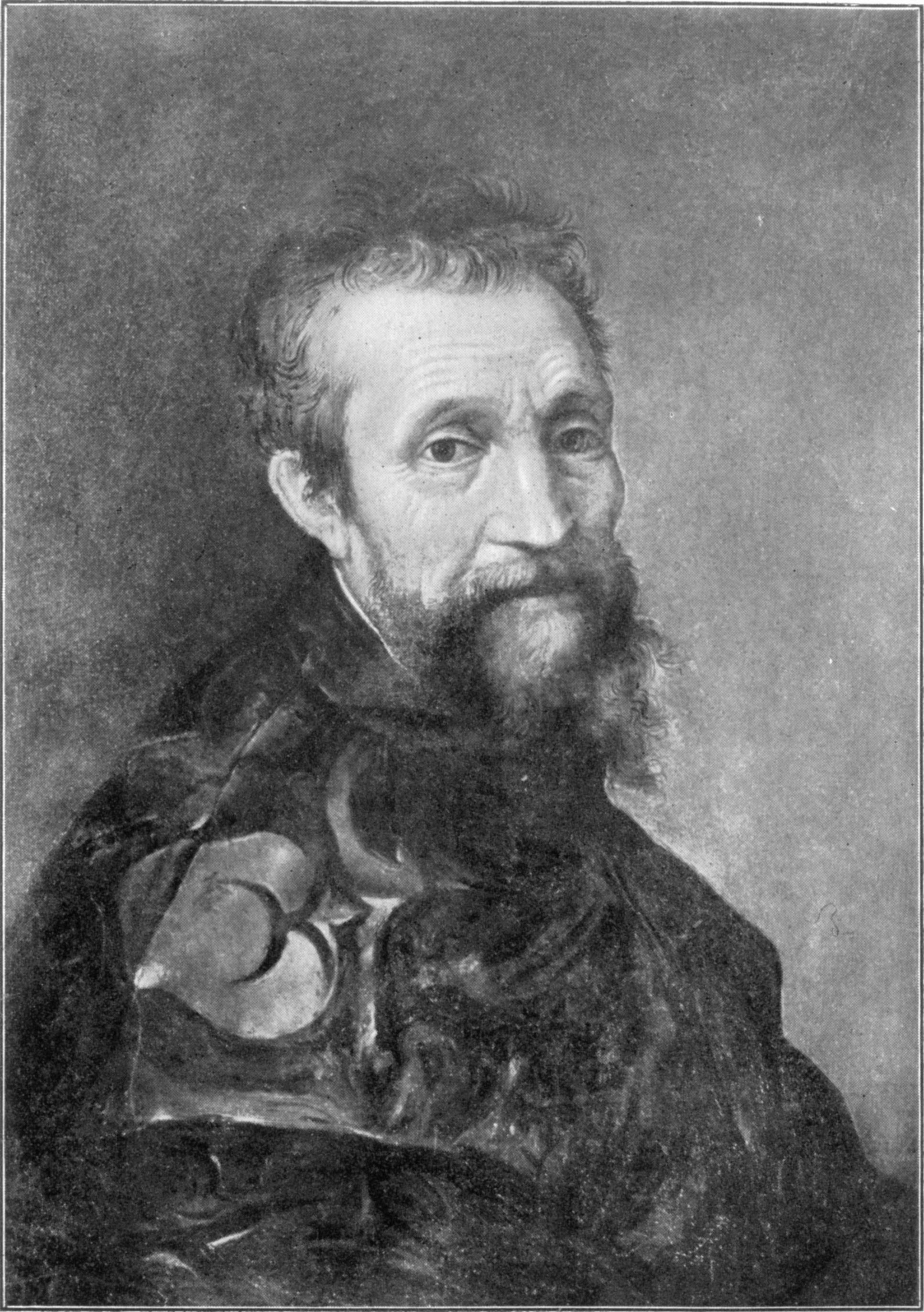 The Project Gutenberg EBook Of Michelangelo Gedichte Und Briefe By