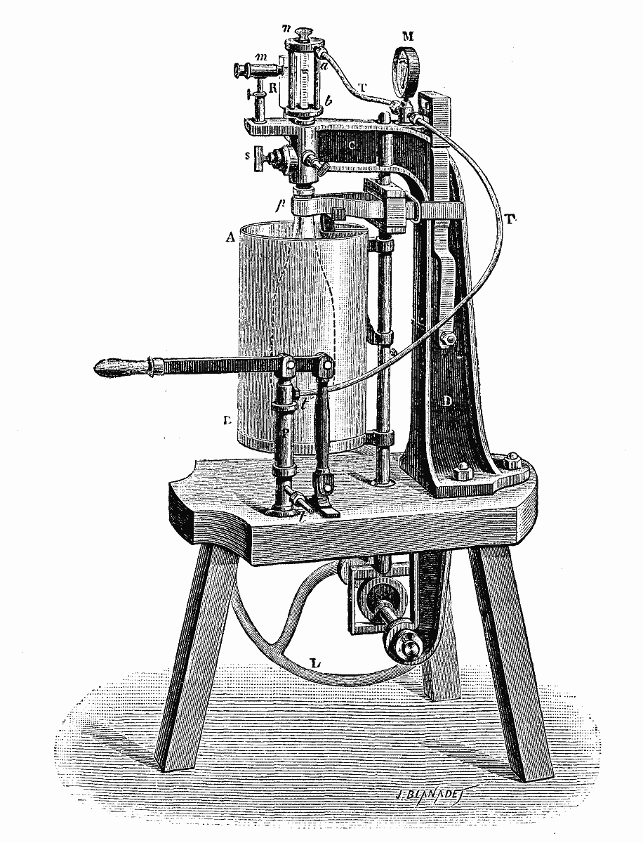 The Project Gutenberg Ebook Of Scientific American Supplement Pen Caig Circuit Writer For Drawing Traces Antique Electronic Fig 1machine Testing Bottles
