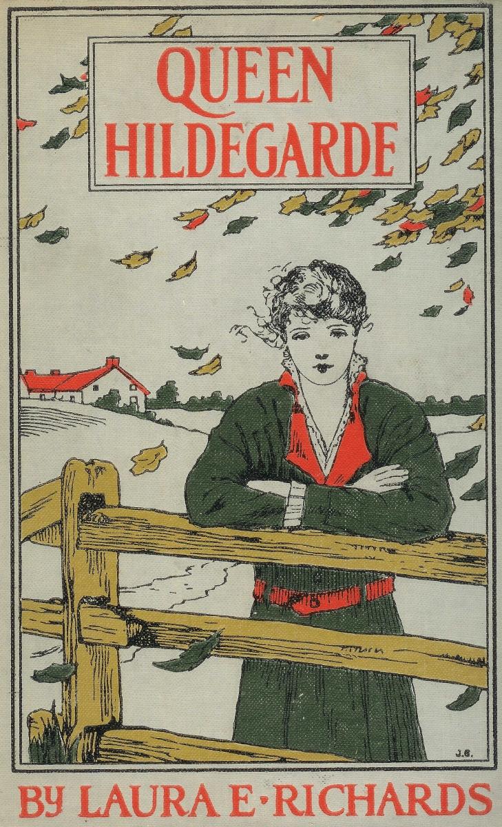 Image result for queen hildegard book