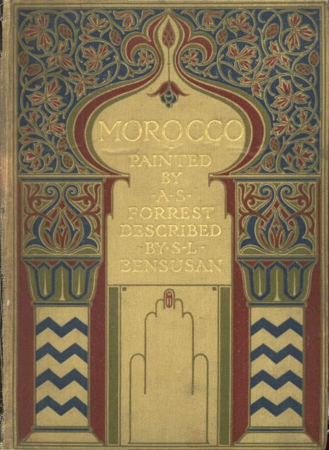 The project gutenberg ebook of morocco by sl bensusan cover fandeluxe Images