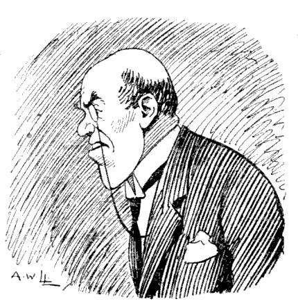 punch july 14th 1920 Painful Bump On Ear Concha mr montagu s excuse