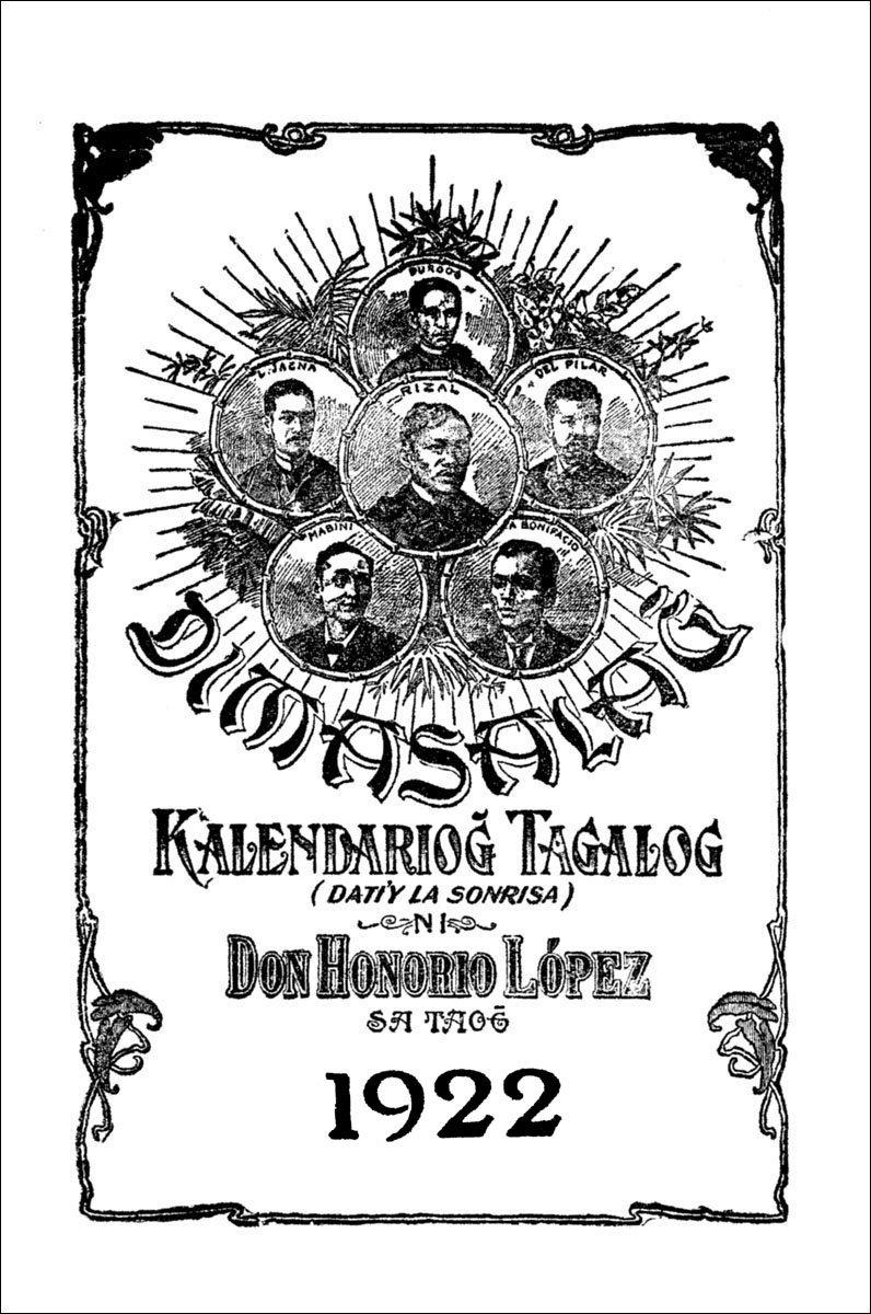 The Project Gutenberg eBook of Dimasalang Kalendariong