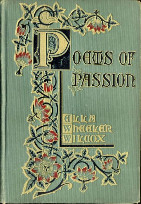 The Project Gutenberg Ebook Of Poems Of Passion By Ella