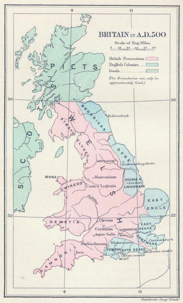 Anglo-Saxon Invasion of Britain