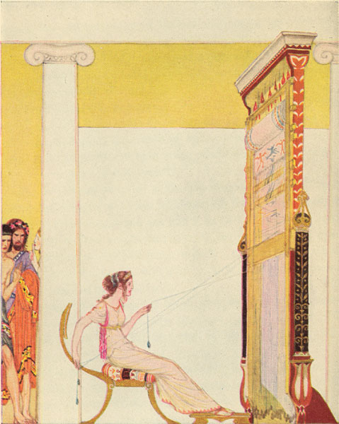 the penelopiad understanding penelope As portrayed in homer's odyssey, penelope - wife of odysseus and cousin of the beautiful helen of troy - has become a symbol of wifely duty and devotion.