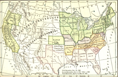 The Project Gutenberg EBook Of History Of The United States By - Mountain ranges in the us