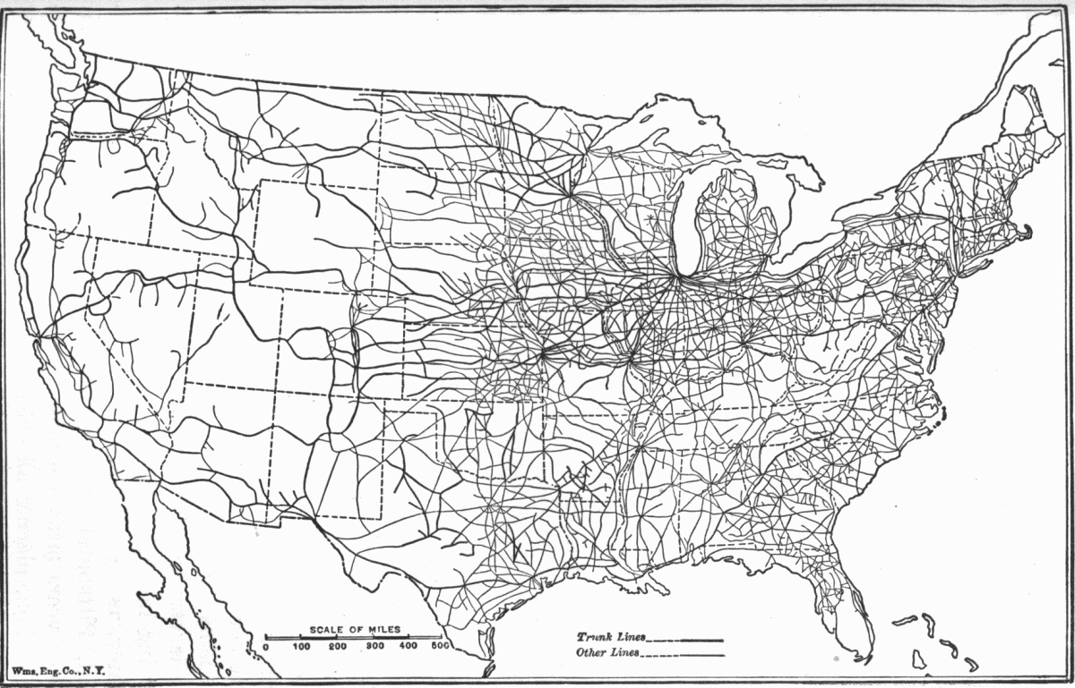 The Project Gutenberg eBook of History of the United States by