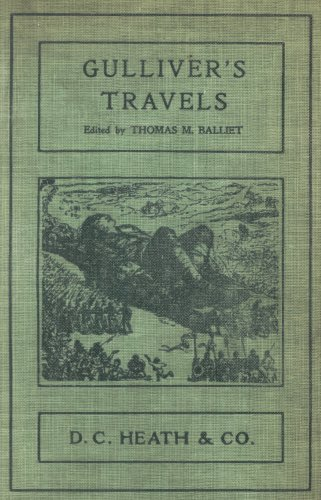 Gulliver S Travels Picture Book