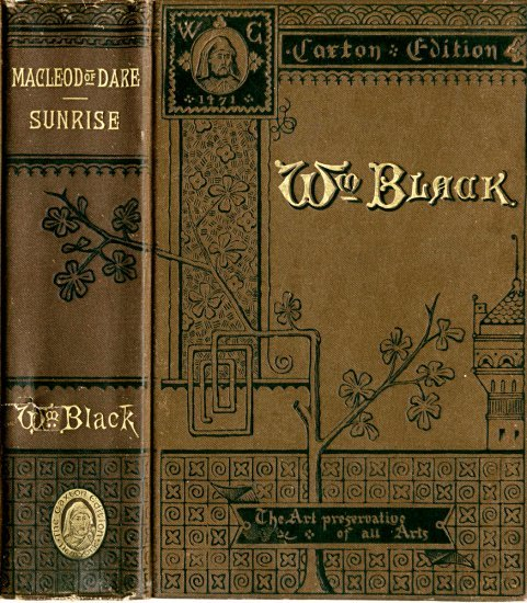 The Project Gutenberg Ebook Of Sunrise By William Black