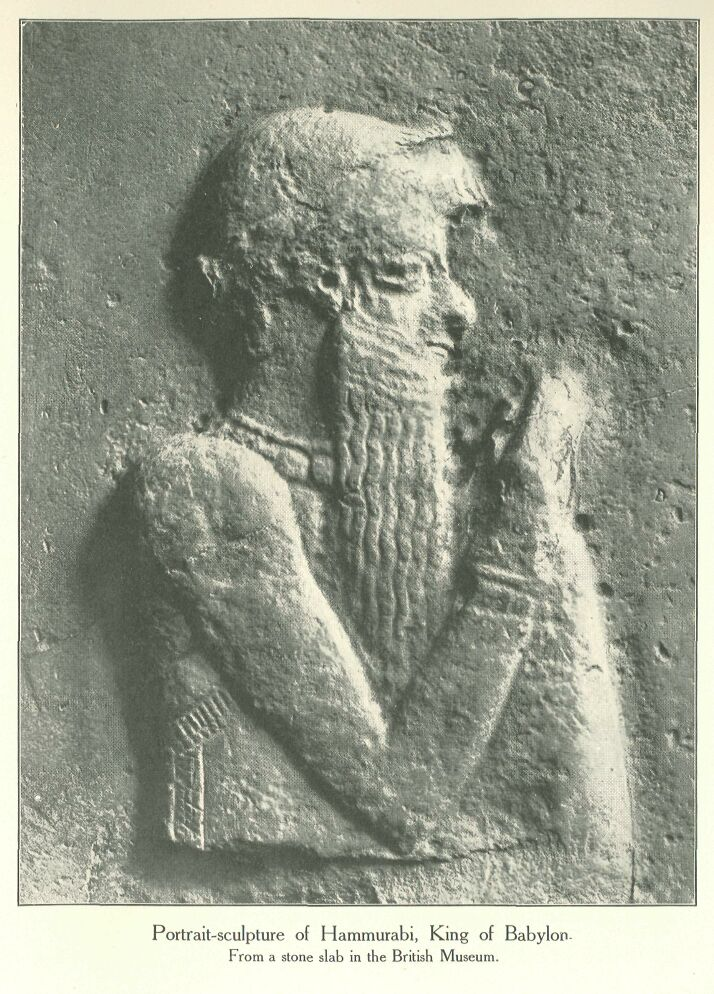 A biography of hammurabi the king of babylonia and the sixth ruler of the amorite dynasty