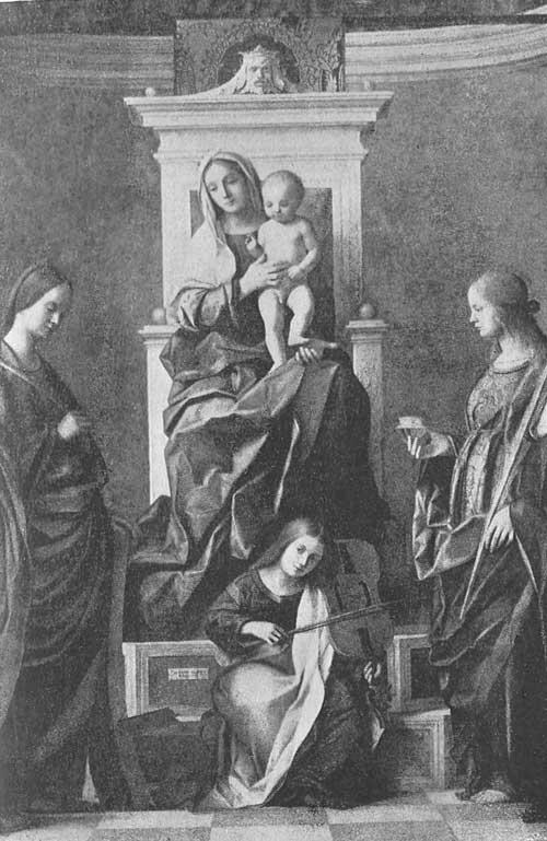 what set raphaels alba madonna apart from other madonnas