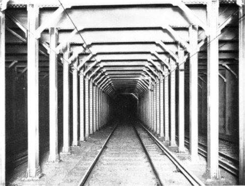 tunneln von elektronen