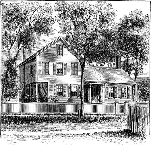 WHITTIER'S HOME, AMESBURY.