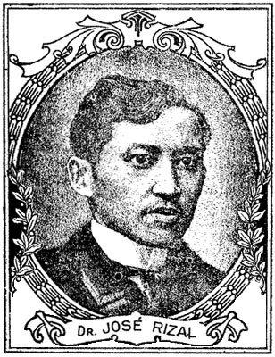 DR. JOSÉ RIZAL