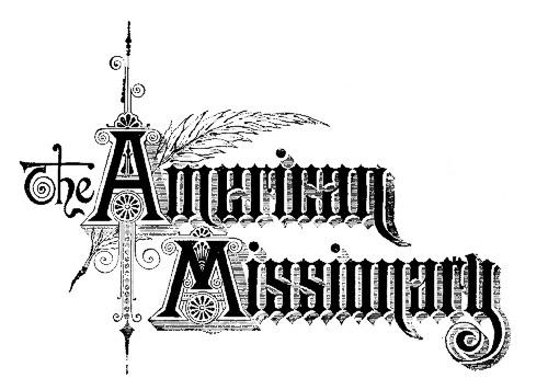 The project gutenberg ebook of the american missionary vol 49 no the american missionary fandeluxe Choice Image