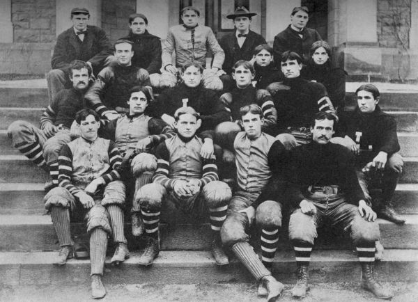 The Project Gutenberg EBook Of Football Days By William H Edwards