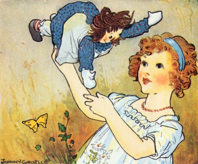 The Project Gutenberg Ebook Of Raggedy Ann Stories By Johnny Gruelle