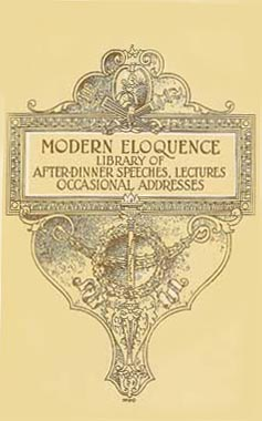 The project gutenberg ebook of modern eloquence volume iii after decoration fandeluxe Image collections