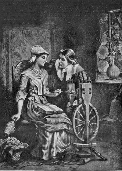The project gutenberg ebook of modern eloquence volume iii after priscilla and john alden photogravure after a painting by fandeluxe Gallery