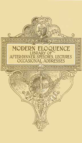 The project gutenberg ebook of modern eloquence vol ii e o by set encoding iso 8859 1 start of this project gutenberg ebook modern eloquence vol ii produced by audrey longhurst janet blenkinship fandeluxe Image collections