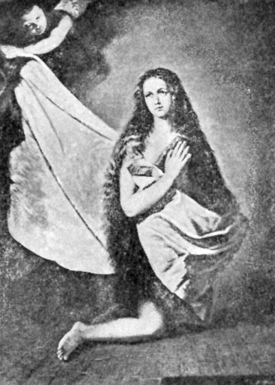 FIG. 71.—RIBERA. ST. AGNES. DRESDEN.