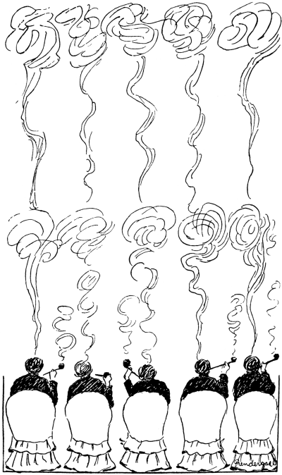 Japanese Smoke Drawing The Project Gutenberg eBook of