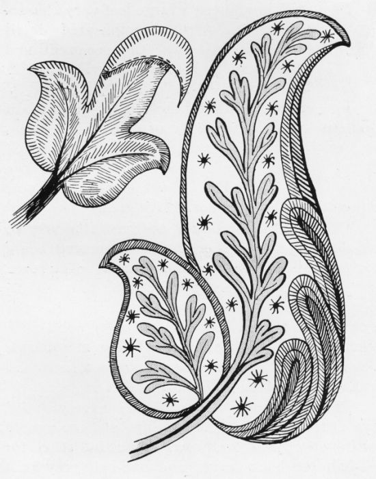 The Project Gutenberg Ebook Of Jacobean Embroidery By Ada Wentworth