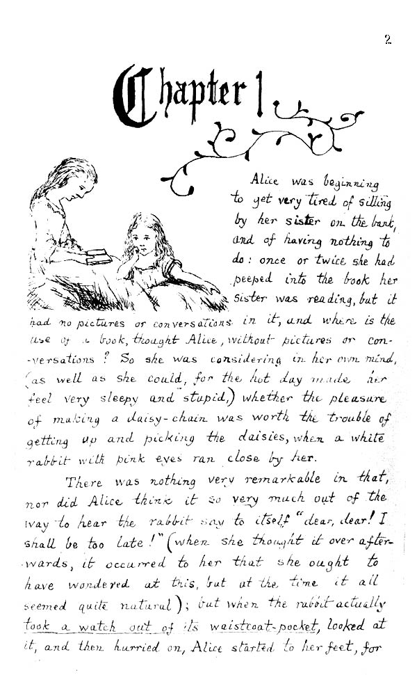 alices adventures in wonderland english literature essay While carroll continued to write children's stories, his distinguished place in literary history was firmly established with the publication of alice's adventures in wonderland and through the looking-glass by the time carroll died in 1898, there were about 250,000 copies of these stories in print.