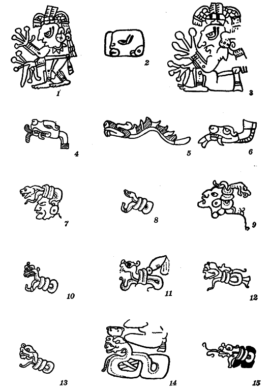 The Project Gutenberg Ebook Of Animal Figures In The Maya Codices
