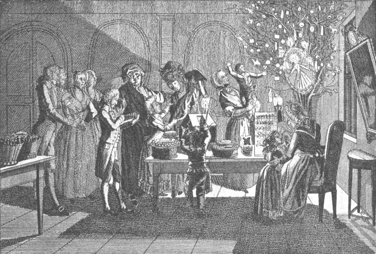 The Project Gutenberg Ebook Of Christmas In Ritual And Tradition