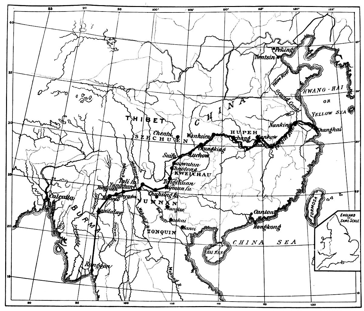 The project gutenberg ebook of an australian in china by george the project gutenberg ebook of an australian in china by george ernest morrison falaconquin