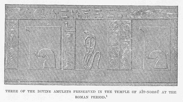 Amuletos, arte y magia en el Antiguo Egipto - Página 3 244