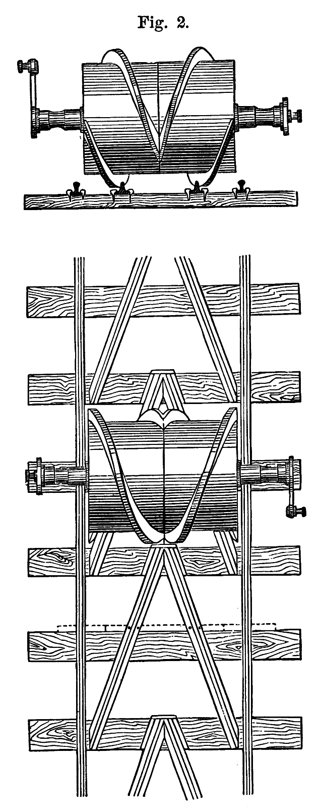 The Project Gutenberg Ebook Of Scientific American Supplement Is A Diagram On How To Print Sheet Kelsey Excelsior Press Fig 2