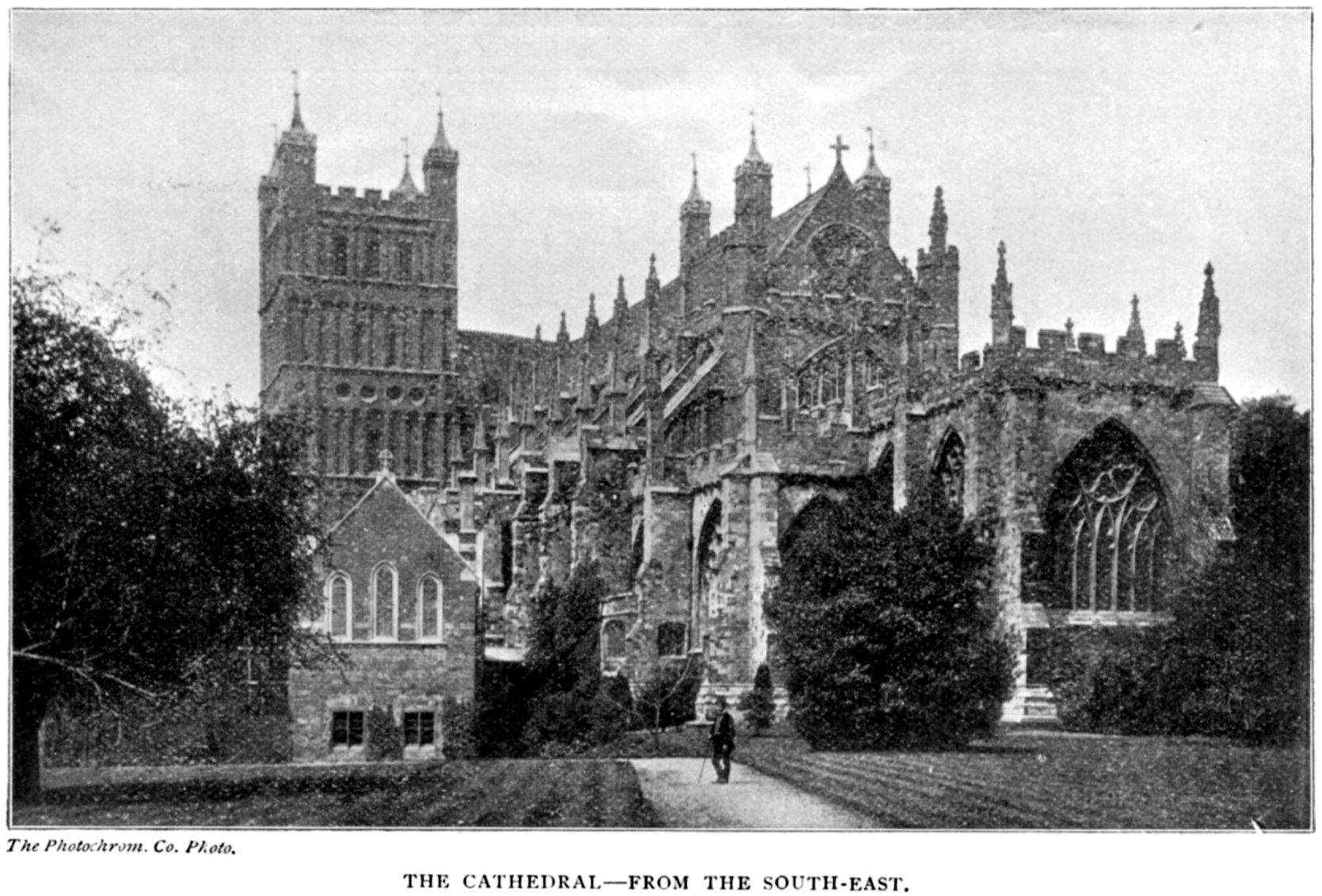 The Project Gutenberg eBook of Bell\'s Cathedrals: The Cathedral ...