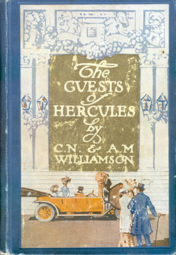 The Project Gutenberg Ebook Of The Guests Of Hercules By C N