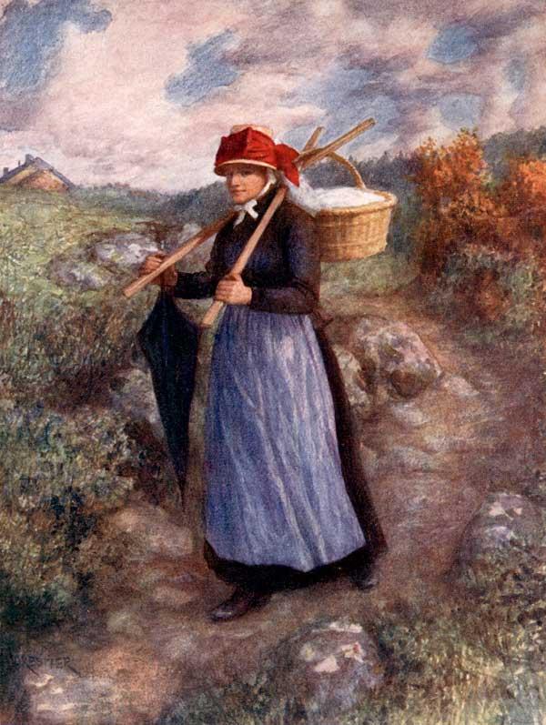 Middle Ages Peasant Women Www Pixshark Com Images