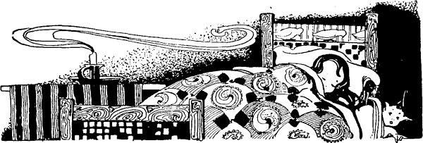 illustration - A Childs Garden Of Verses
