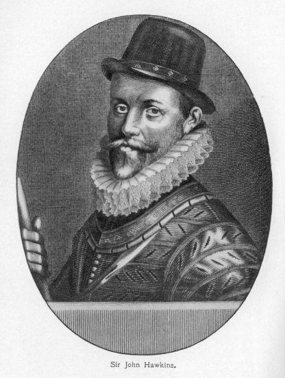 HAWKINS, Sir Richard (c.1560-1622), of Plymouth, Devon; later of Slapton, Devon