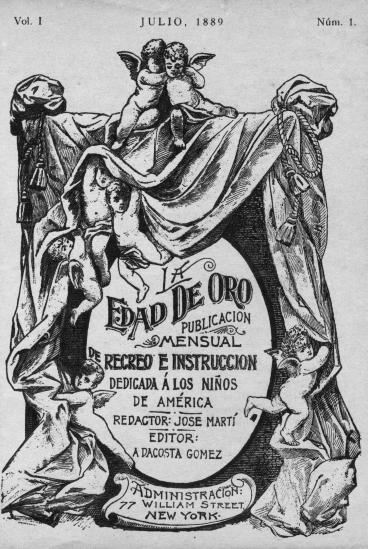 The Project Gutenberg eBook of la Edad De Oro, por José Martí.