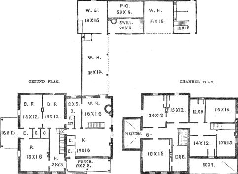 farm house 3, plans