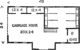 farm house 6, carriage house