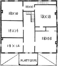 farm house 7, chamber plan