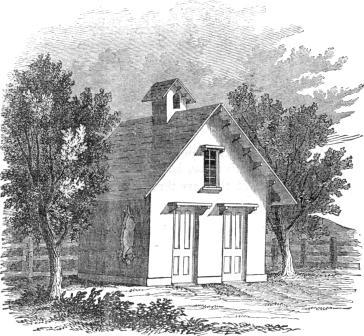 ash house and smoke house