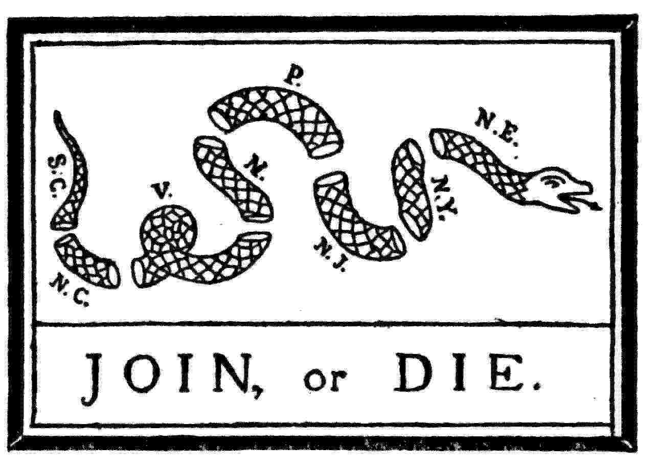 JOIN or DIE.