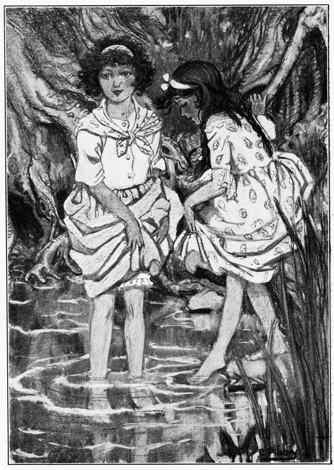 The project gutenberg ebook of a little maid of old maine by alice melvina followed annas suggestion and her starched skirts and hat were left well up the beach with annas stout shoes and stockings and the two girls fandeluxe Images