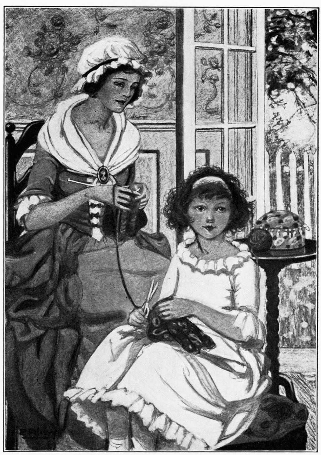 The project gutenberg ebook of a little maid of old maine by alice how long the afternoon seemed fandeluxe Images